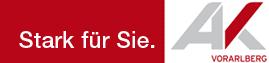 Logo Arbeiterkammer Vorarlberg
