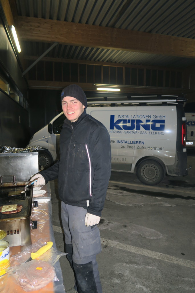 zu Besuch bei der Küng Installationen GmbH
