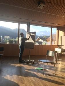 Lehrlingsworkshop Lehre im Walgau