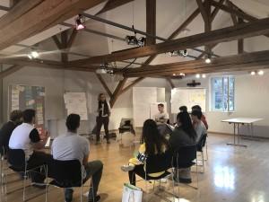Lehre im Walgau Workshop mit VVG
