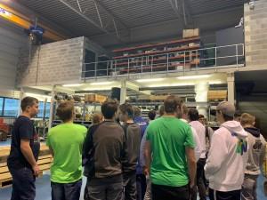 Workshop Arbeitssicherheit Lehre im Walgau