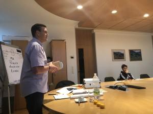 Lehre im Walgau Lehrlingskurs mit VVG