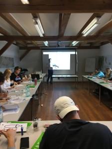 VVG Powerseminar mit Lehre im Walgau