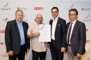 Rauch Fruchtsäfte GmbH & Co OG, Ausgezeichneter Lehrbetrieb, Lehre im Walgau