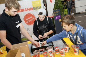 Ammann Bau Lehrlingsmesse 2019 Lehre im Walgau