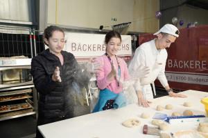 Bäckerei Fuchs Lehrlingsmesse 2019 Lehre im Walgau