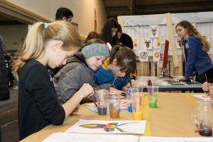 Bartenbach Lehrlingsmesse 2019 Lehre im Walgau
