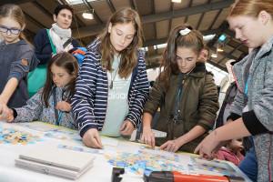 Fliesenpool Lehrlingsmesse 2019 Lehre im Walgau