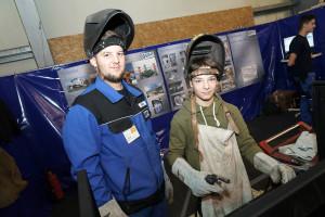 Geiger Technik Lehrlingsmesse 2019 Lehre im Walgau