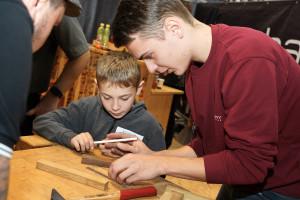 Hartmann - Die Tischler Lehrlingsmesse 2019 Lehre im Walgau