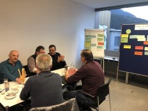 Workshop für Walgauer Werkboxen, Lehre im Walgau