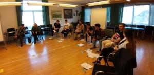 Lehrlingskurs Konfliktmanagement und Gewaltprävention ifs und Lehre im Walgau