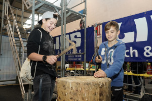 Lins Dach & Fassade Lehrlingsmesse 2019 Lehre im Walgau