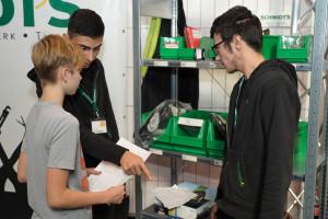 SCHMIDT'S Handel Lehrlingsmesse 2019 Lehre im Walgau