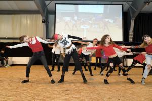 Tanzverein Bürs Lehrlingsmesse 2019 Lehre im Walgau