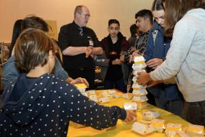 Versluis Lehrlingsmesse 2019 Lehre im Walgau