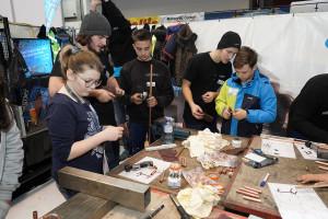 Wagner GmbH Lehrlingsmesse 2019 Lehre im Walgau