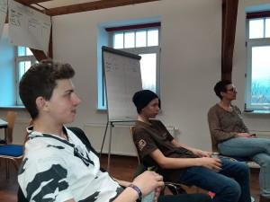 """VVG Powerseminar """"ich und die anderen"""" mit Lehre im Walgau"""