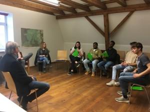 VVG Power-Seminar für Lehrlinge mit Lehre im Walgau