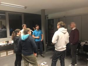 """Erfahrungsaustausch für Ausbilder im Rahmen der Lehrlingsinitiative """"Lehre im Walgau"""""""
