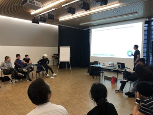 Workshop Süchte und verantwortliches Medienverhalten mit Lehre im Walgau