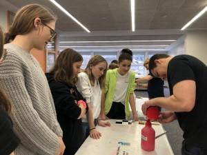 Firmentag Lehre im Walgau Thüringen mit dem Farbencenter Thüringen