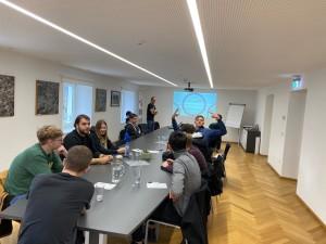 Workshop Lehre im Walgau und SUPRO Werkstatt für Suchtprophylaxe