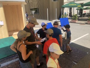Feriencamp Abenteuer und Handwerk Wirtschaft im Walgau